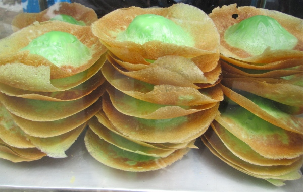 Kwetet- Indonesian sweet snack.