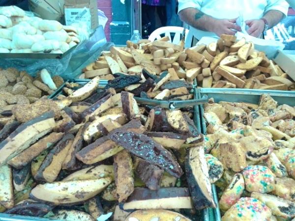 Biscottis. Photo by Diana O'Gilvie